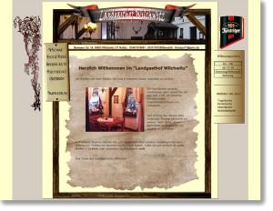 Website: Landgasthof Wilchwitz